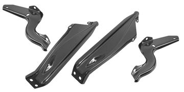 Picture of BUMPER ARM FRONT 66 4PCS/SET : 1707A IMPALA 66-66