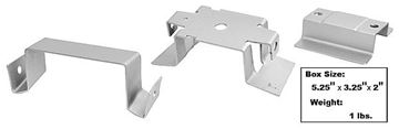 Picture of CONSOLE MOUNTING BRACKETS 1964 : 1700GHWT IMPALA 64-64