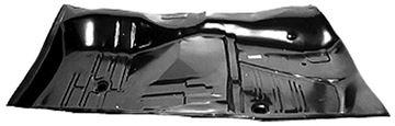 Picture of FLOOR PAN FULL RH 61-64 2/4 DOOR** : 1700F IMPALA 61-64