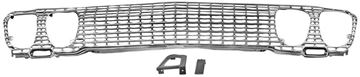 Picture of GRILLE 1963 ONLY : M1719F IMPALA 63-63