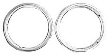 Picture of HEADLAMP BEZEL 64 SET 0F 4 : M1718 IMPALA 64-64