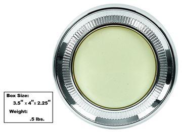 Picture of QUARTER LIGHT ASSY 62-66 IMPALA 2DR : L1700 IMPALA 62-66