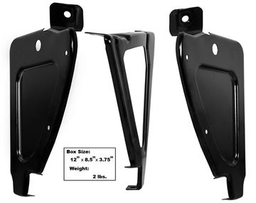 Picture of RADIATOR GRILLE SUPPORT 62 3PCS/SET : 1700IC IMPALA 62-62