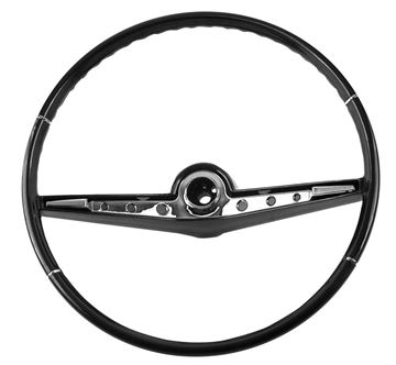 Picture of STEERING WHEEL BLACK 62 : 769868 IMPALA 62-62
