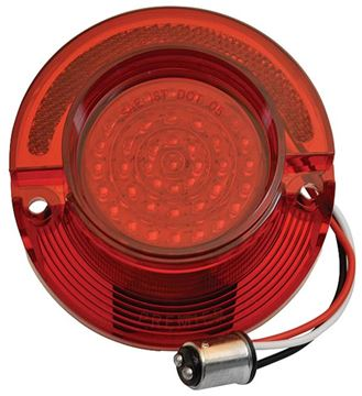Picture of TAIL LIGHT RED 64 LED(41) : CTL6401LED IMPALA 64-64