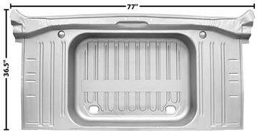 Picture of TRUNK FLOOR W/ PAN 64 : 1700HCWT IMPALA 64-64