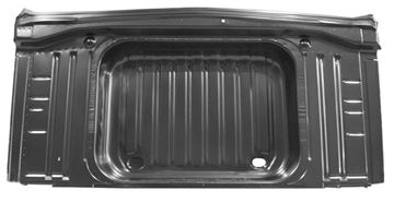 Picture of TRUNK FLOOR W/PAN 63 : 1700HB IMPALA 63-63