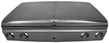 Picture of TRUNK LID 64 4 LAMP HOLES : 1771 IMPALA 64-64