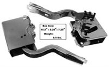 Picture of TRUNK LID HINGE 1960-64  PAIR : 1773WT IMPALA 60-64