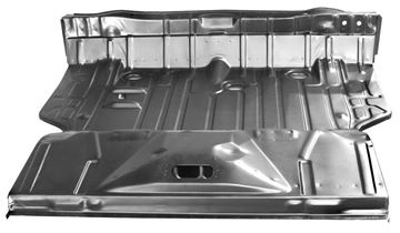 Picture of TRUNK FLOOR COMPLETE 1971-72 : 1462G MONTECARLO 70-72