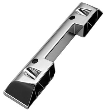 Picture of ARM REST BASE CHROME 1965-66 : M3549 MUSTANG 65-66