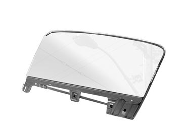 Picture of DOOR GLASS KITS LH 1967-68 FB : 3614E MUSTANG 67-68