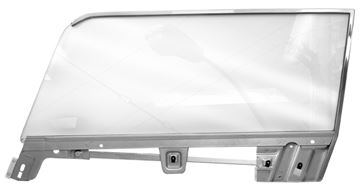 Picture of DOOR GLASS KITS LH 67-68 COUPE : 3614A MUSTANG 67-68