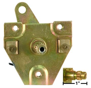Picture of DOOR HANDLE RELAY RIGHT 1967-68 : D3620 MUSTANG 67-68