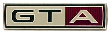 Picture of EMBLEM FENDER GTA 67 : EM3640 MUSTANG 67-67