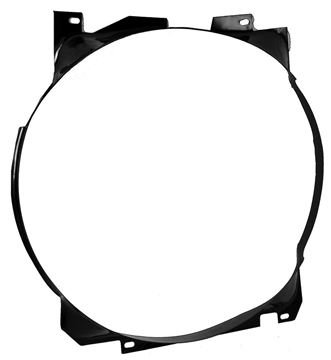Picture of FAN SHROUD 65-66 V-8/ 260 & 289 : M3624 MUSTANG 65-66
