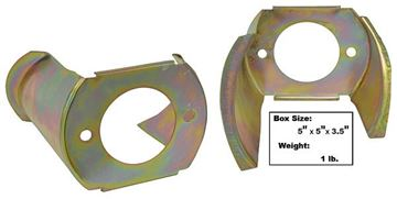 Picture of FRONT VALANCE MOUNTING BRKTS 67-68 : 3642L MUSTANG 67-68