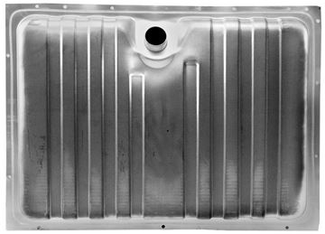 Picture of GAS TANK GALVANIZED 1969 20 GALLON : T23 MUSTANG 69-69