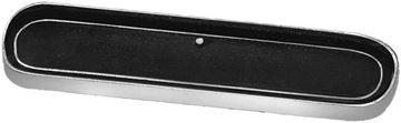 Picture of GLOVE BOX DOOR 66 BLACK STD INTERIR : 3616E MUSTANG 66-66