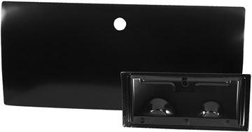 Picture of GLOVE BOX DOOR 67-68 : 3616 MUSTANG 67-68
