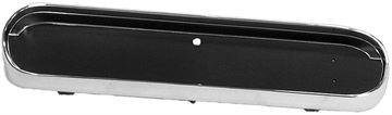 Picture of GLOVE BOX DOOR FLAT 1965-66 BLACK : 3616C MUSTANG 65-66