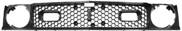 Picture of GRILLE 71-72 MACH 1 : M3629F MUSTANG 71-72