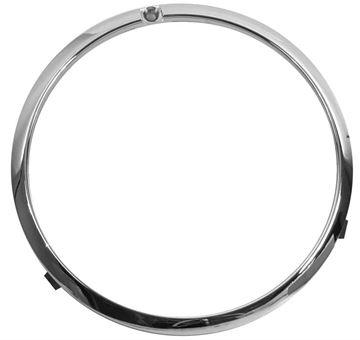 Picture of HEADLAMP BEZEL 1969 OUTER : X3682 MUSTANG 69-69