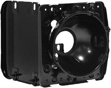 Picture of HEADLAMP HOUSING RH 71-73 : X3699E MUSTANG 71-73