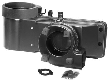 Picture of HEATER BOX 67-68 W/GASKETS & CLIPS : M3517 MUSTANG 67-68