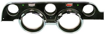 Picture of INSTRUMENT BEZEL 1967 BLACK : M3548C MUSTANG 67-67