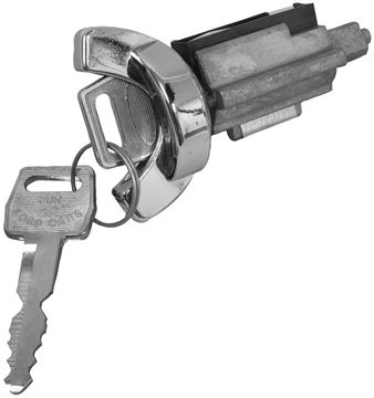 Picture of LOCK IGNITION 1970-73 : CL-1404 MUSTANG 70-73