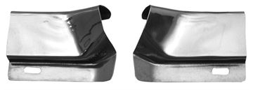 Picture of MOLDING DRIP JOINT COVER 69-70 F/B : M3649D MUSTANG 69-70