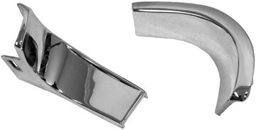 Picture of MOLDING QTR WINDOW H/T 69-70 PAIR : M3649C MUSTANG 69-70
