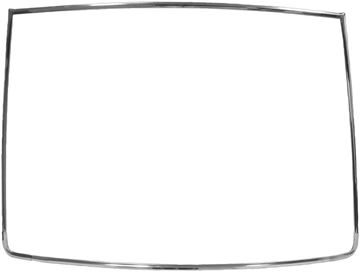 Picture of MOLDING WINDOW REAR SET FB 1967-68 : M3667A MUSTANG 67-68