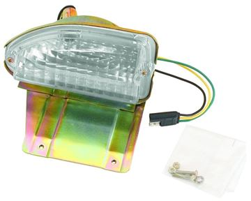 Picture of PARKING LAMP ASSEMBLY LH 69 : L3660D MUSTANG 69-70