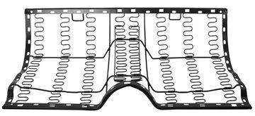 Picture of REAR SEAT LOWER FRAME 1967-70 : 3641RF MUSTANG 67-70