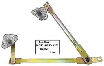 Picture of RIGHT HAND DRIVE WIPER TRANS/ARMS* : R3623 MUSTANG 67-68