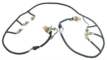 Picture of TAIL LAMP WIRE HARNESS 1967-70 : 3643MF MUSTANG 67-70