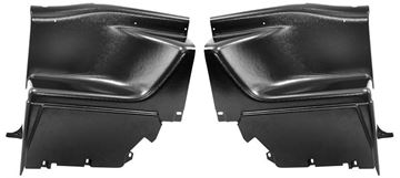 Picture of TRIM PANEL QUARTER 1969-70 FB PAIR : M3548N MUSTANG 69-70