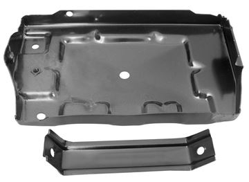 Picture of BATTERY TRAY 62-67 W/BRACKET : 1620 NOVA 62-67