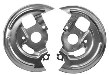 Picture of BRAKE BACKING PLATE 1969 PAIR : 1006G NOVA 69-74