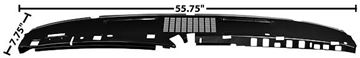 Picture of DASH UPPER PANEL 68-72 OE DESIGN : 1642J NOVA 68-72