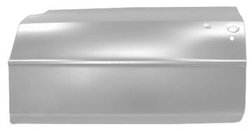 Picture of DOOR SKIN LH 1966-67 : 1621KWT NOVA 66-67