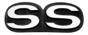 Picture of EMBLEM GRILLE SS 70-72 : 3940538 NOVA 70-72