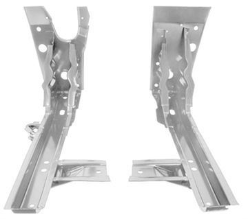 Picture of FIREWALL TO FLOOR BRACE 66-67 : 1645AWT NOVA 66-67