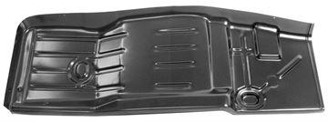 Picture of FLOOR PAN FULL RH 68-74 ** : 1634 NOVA 68-74