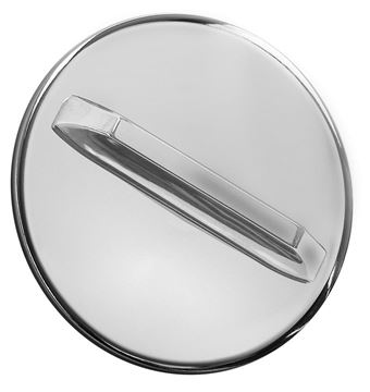 Picture of GAS CAP 62-64 CHROME : 1623K NOVA 62-64