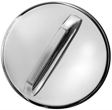 Picture of GAS CAP 65-67 CHROME : 1623M NOVA 65-67