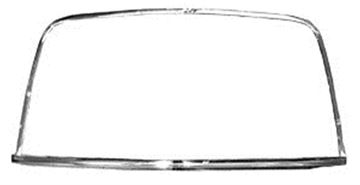 Picture of MOLDNG REAR WINDOW 1968-72 : M1651 NOVA 68-72