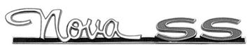 Picture of QUARTER EMBLEM SS 63 EA. : 4883156 NOVA 63-63